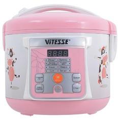 Мультиварка Vitesse VS-584 Pink