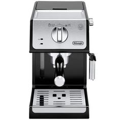 Кофеварка рожкового типа DeLonghi ECP33.21.BK