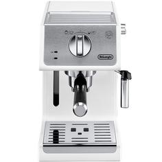 Кофеварка рожкового типа DeLonghi ECP33.21.W