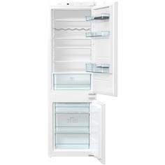 Встраиваемый холодильник комби Gorenje NRKI4181E1