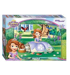 Пазл Step Puzzle Принцесса София