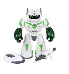 Интерактивная игрушка Наша Игрушка Робот 23 см