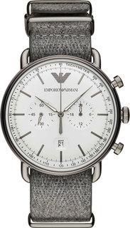 Мужские часы в коллекции Aviator Мужские часы Emporio Armani AR11240