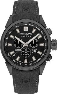 Швейцарские мужские часы в коллекции Mission Мужские часы Swiss Military Hanowa 06-4322.13.007.07