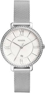 Женские часы в коллекции Jacqueline Женские часы Fossil ES4627