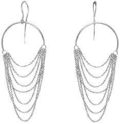 Серебряные серьги Серьги POKROVSKY 0221298-00245