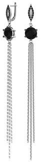 Серебряные серьги Серьги POKROVSKY 0221313-04435
