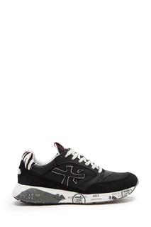 Черные кроссовки Zac-Zac Premiata