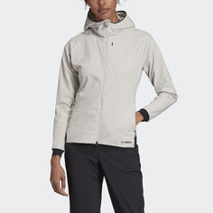Флисовая куртка Terrex Climaheat Ultimate adidas Performance