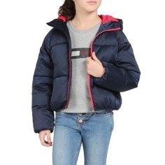 Куртка TOMMY HILFIGER KG0KG04483 темно-синий