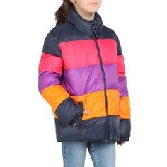 Куртка TOMMY HILFIGER KG0KG04479 темно-синий