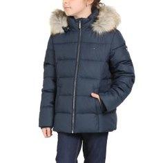 Куртка TOMMY HILFIGER KG0KG04682 темно-синий