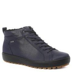 Кеды ECCO 450304 темно-синий
