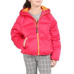 Куртка TOMMY HILFIGER KG0KG04483 розовый