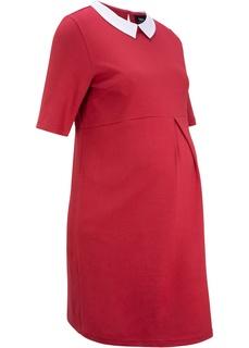 Платья Платье для беременных, трикотаж Bonprix