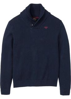 Мужские пуловеры Пуловер классического прямого покроя regular fit Bonprix