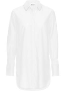 Блузки с длинным рукавом Блузка удлиненного покроя Bonprix