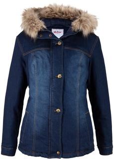 Джинсовые куртки Куртка из переработанного денима Bonprix
