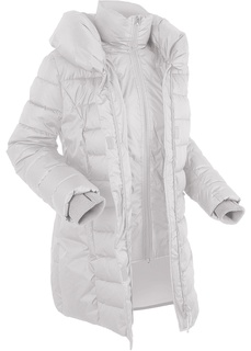 Куртки Полупальто стёганое, имитация 2 в 1 Bonprix