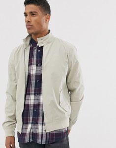 Легкая куртка Харрингтон French Connection - Серый