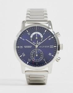 Наручные часы Tommy Hilfiger 1710401 Kane - Серебряный