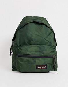 Уплотненный рюкзак с камуфляжным принтом Eastpak zipplr - Зеленый