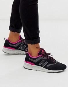 Черные кроссовки New Balance 997 - Черный