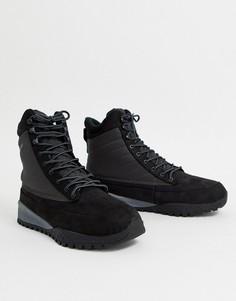 Черные походные ботинки Columbia Fairbanks 1006 - Черный