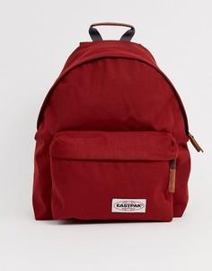 Красный уплотненный рюкзак Eastpak - Красный