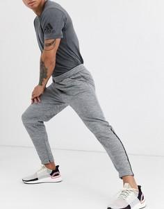 Серые джоггеры adidas performance ZNE - Серый