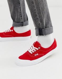 Красные кеды Vans Era TC - Красный