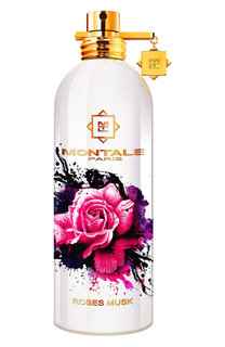 Парфюмерная вода Rose Musk Limited Edition Montale