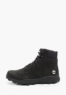 Ботинки Timberland Brooklyn 6 inch Boot BLACK