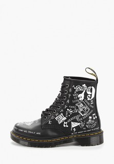 Ботинки Dr. Martens 1460 SCRIBBLE - 8 Eye Boot