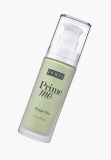Праймер для лица Pupa PRIME ME для кожи с покраснениями