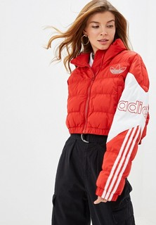 Куртка утепленная adidas Originals CROPPED PUFFER