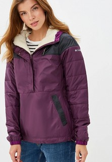 Куртка утепленная Columbia Columbia Lodge™ Pullover Jacket
