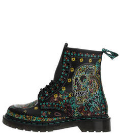 Ботинки 25377102 day of the dead Dr Martens