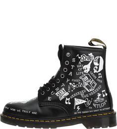 Ботинки 25245009 black Dr Martens
