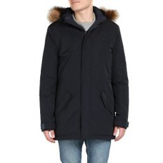 Куртка LACOSTE BH2041 темно-синий