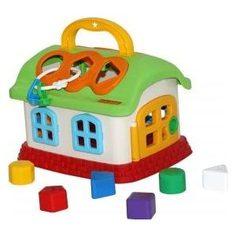 Развивающая игрушка Полесье Сказочный док (48745)