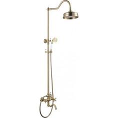 Душевая система Kaiser Carlson Style бронза Bronze (44482-1/44282-1)