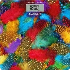 Весы напольные Scarlett SC-BS33E033