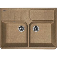 Кухонная мойка Florentina Вилладжио коричневый (20.385.F898.105)