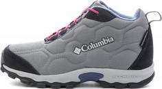 Ботинки утепленные для девочек Columbia Youth Firecamp 2, размер 31,5