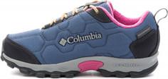 Ботинки утепленные для девочек Columbia Youth Firecamp Sledder 3, размер 33