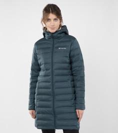 Куртка пуховая женская Columbia Lake 22, размер 42