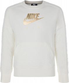 Свитшот для девочек Nike Air, размер 128-137