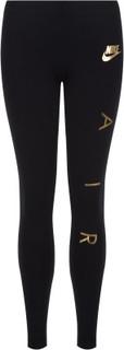 Легинсы для девочек Nike Air, размер 146-156