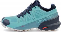 Кроссовки женские Salomon Speedcross 5, размер 38